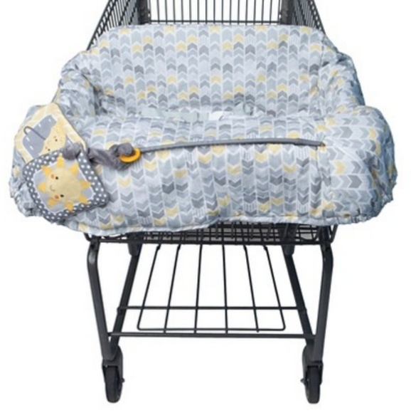 New Shopping Cart High Chair Cover